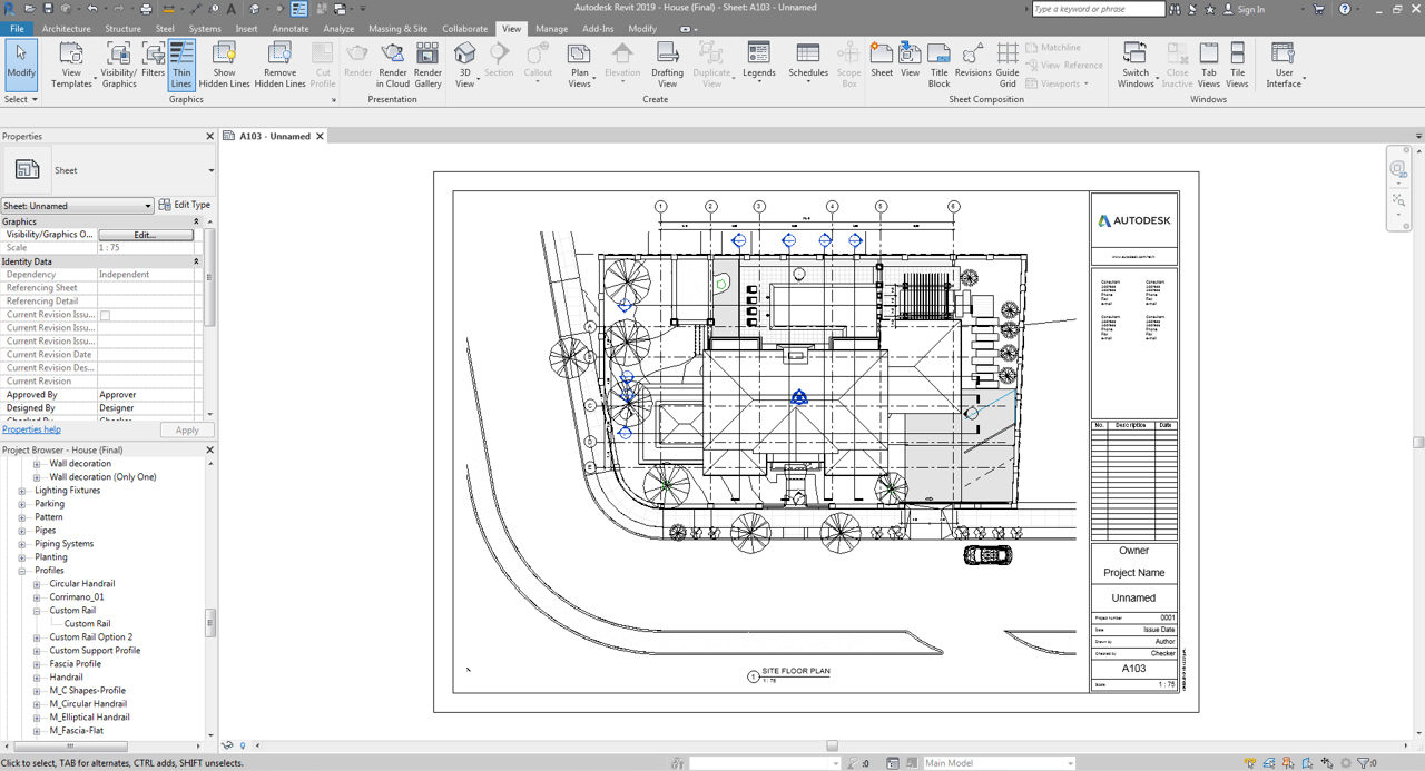 Autodesk Revit From Beginner to Professional using revit 2019 and