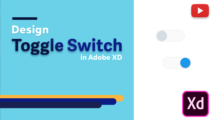 New XD tutorial on how to Prototype a Toggle Switch - Skillshare