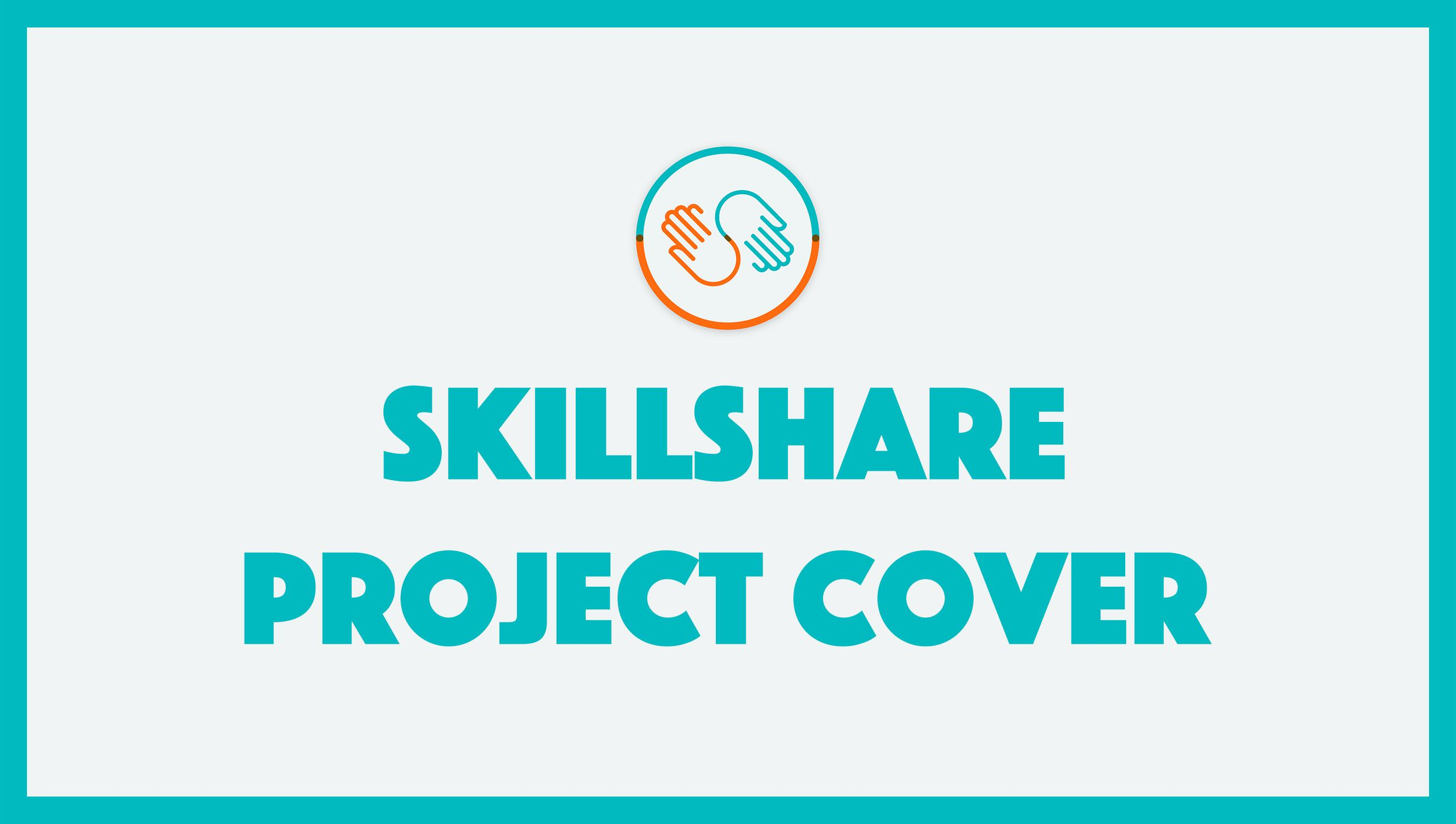 project cover template for photoshop illustrator skillshare project cover template for photoshop illustrator