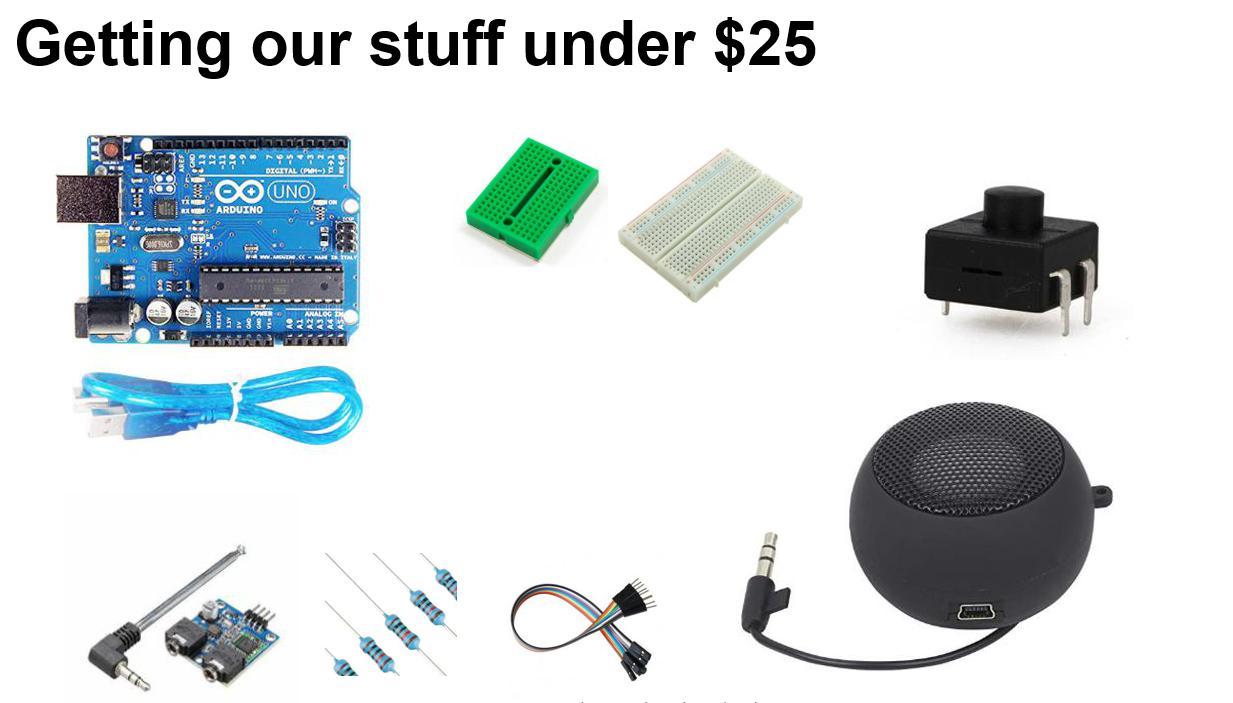Make an Arduino Uno FM radio | Great summer project