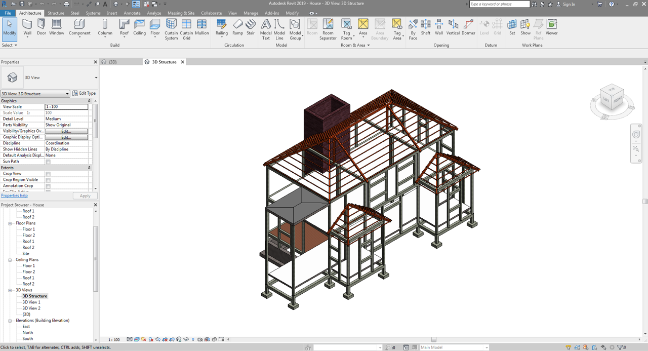 Autodesk Revit From Beginner to Professional using revit