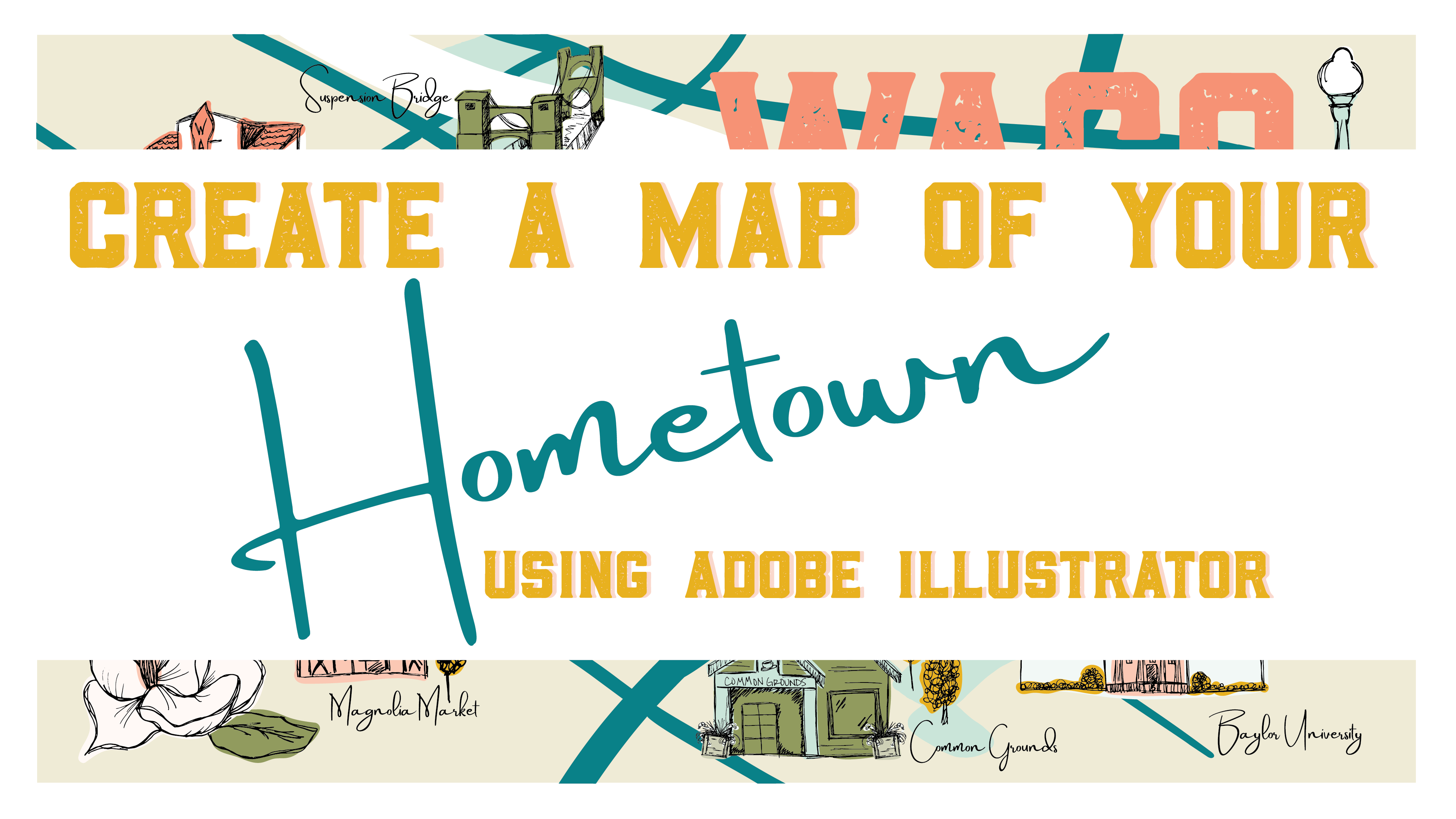 Map Of Josephine County Oregon, In This Class We Are Going To Learn How To Create A Map Of Your Hometown Using Adobe Illustrator This Class Does Assume That You Have Some Very Basic, Map Of Josephine County Oregon