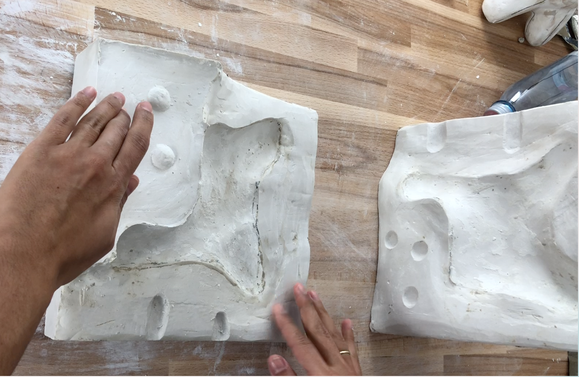 How to make a plaster mold for ceramics | Pau Stephens