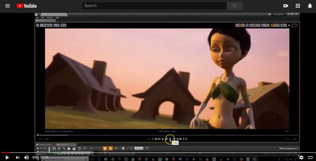 Facial Animation & More In Unreal Engine 4 - 3D Character Animation