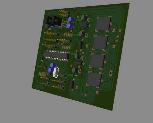 Learning the concept of PCB designing and manufacturing | Shubham