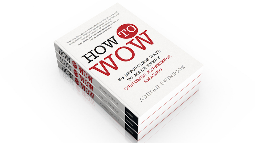And Entrepreneurs On How To Design Deliver Excellent Customer Service Experience In A Quick Effective Way From My Best Selling Book Wow