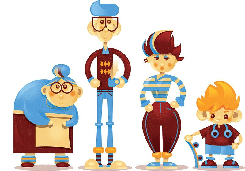 Character Design Course : Character design martin perhiniak skillshare