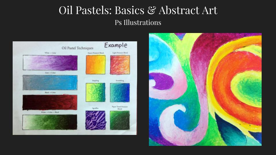 oil pastels and mark making pattie schleicher skillshare