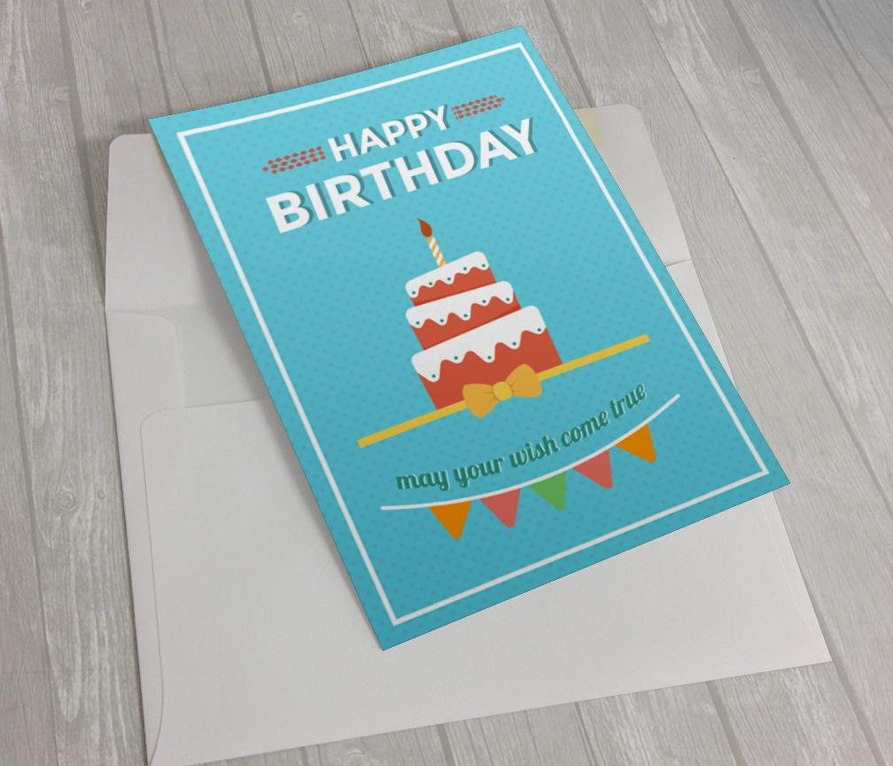 Birthday greeting card design in adobe illustrator jestoni esteban class projects 1 see all m4hsunfo
