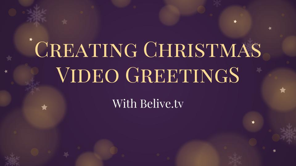 Create Christmas Video Greetings for family and friends - Skillshare Free Course With Skillshare Coupon Code