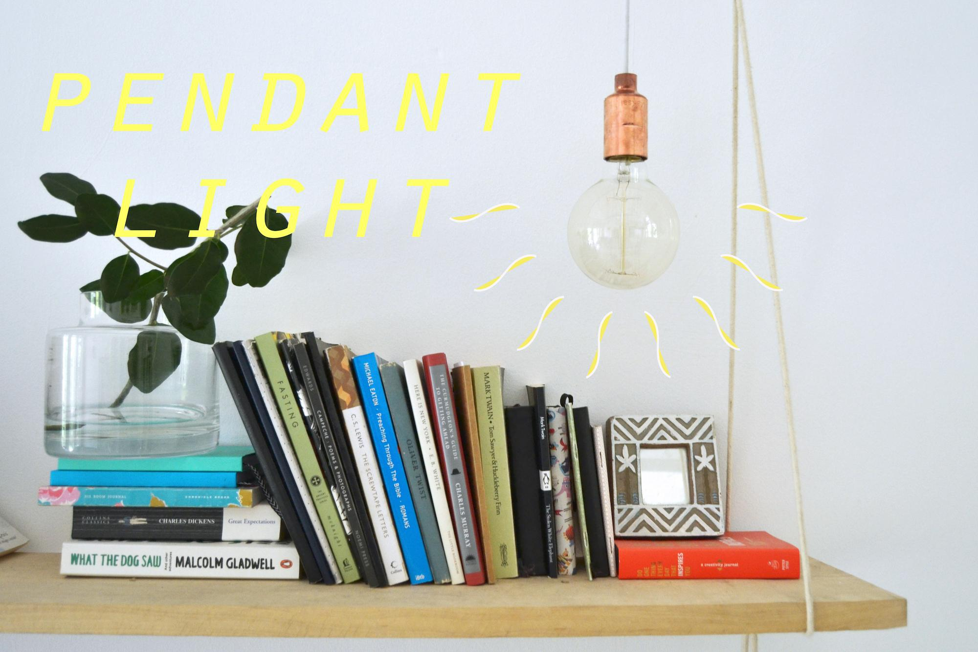 Pendant Light Diy Learn How To Make Your Own Lights Josie
