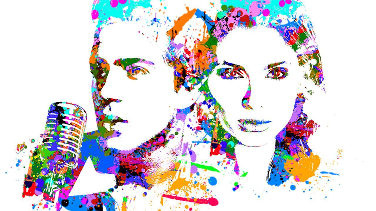 Photoshop Tutorial: How to Create a Unique, Paint Splatter Portrait