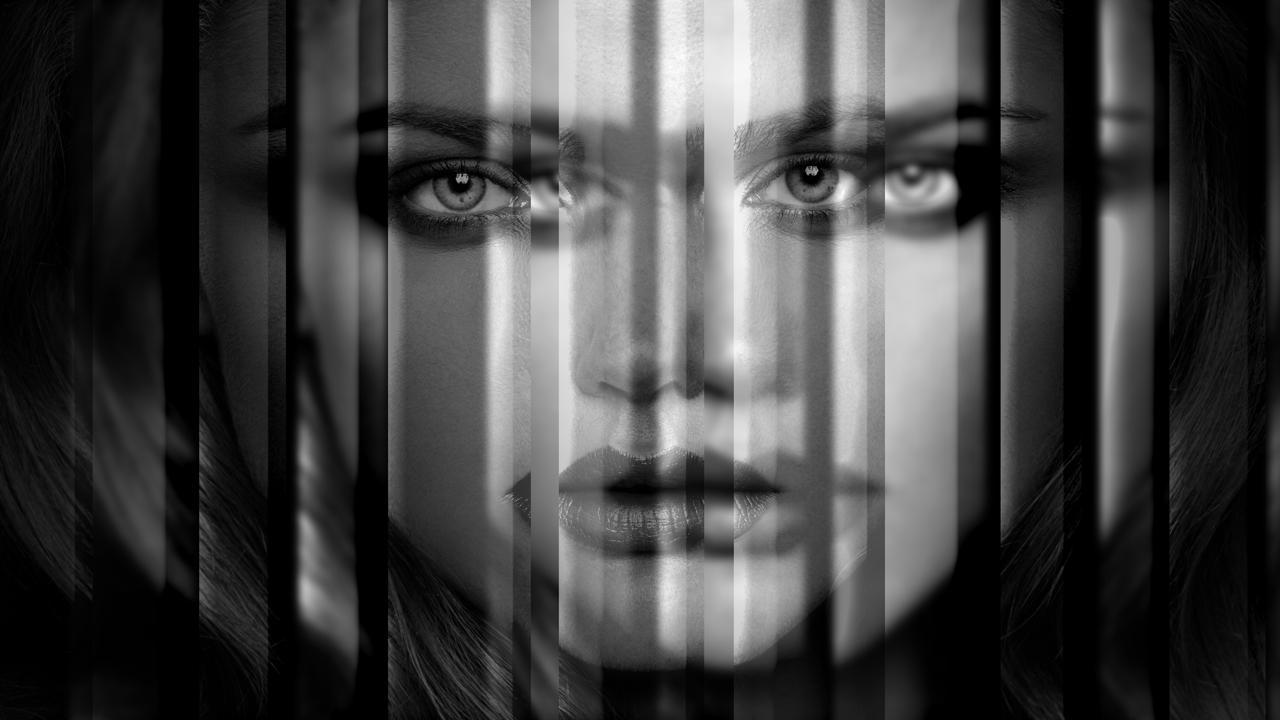 How to create a powerful prism portrait effect from a photo in photoshop cc 20155 tutorial showing how to create a powerful monochromatic prism portrait effect from a photo baditri Choice Image