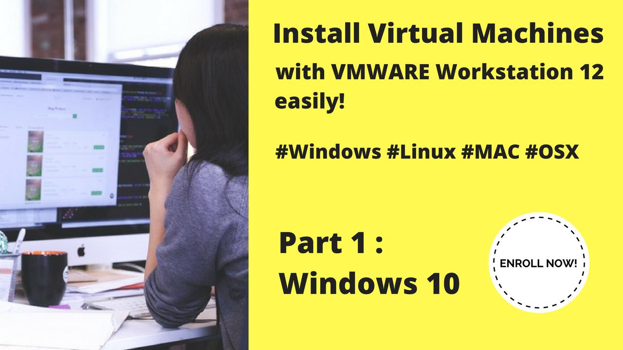install vmware workstation on macos