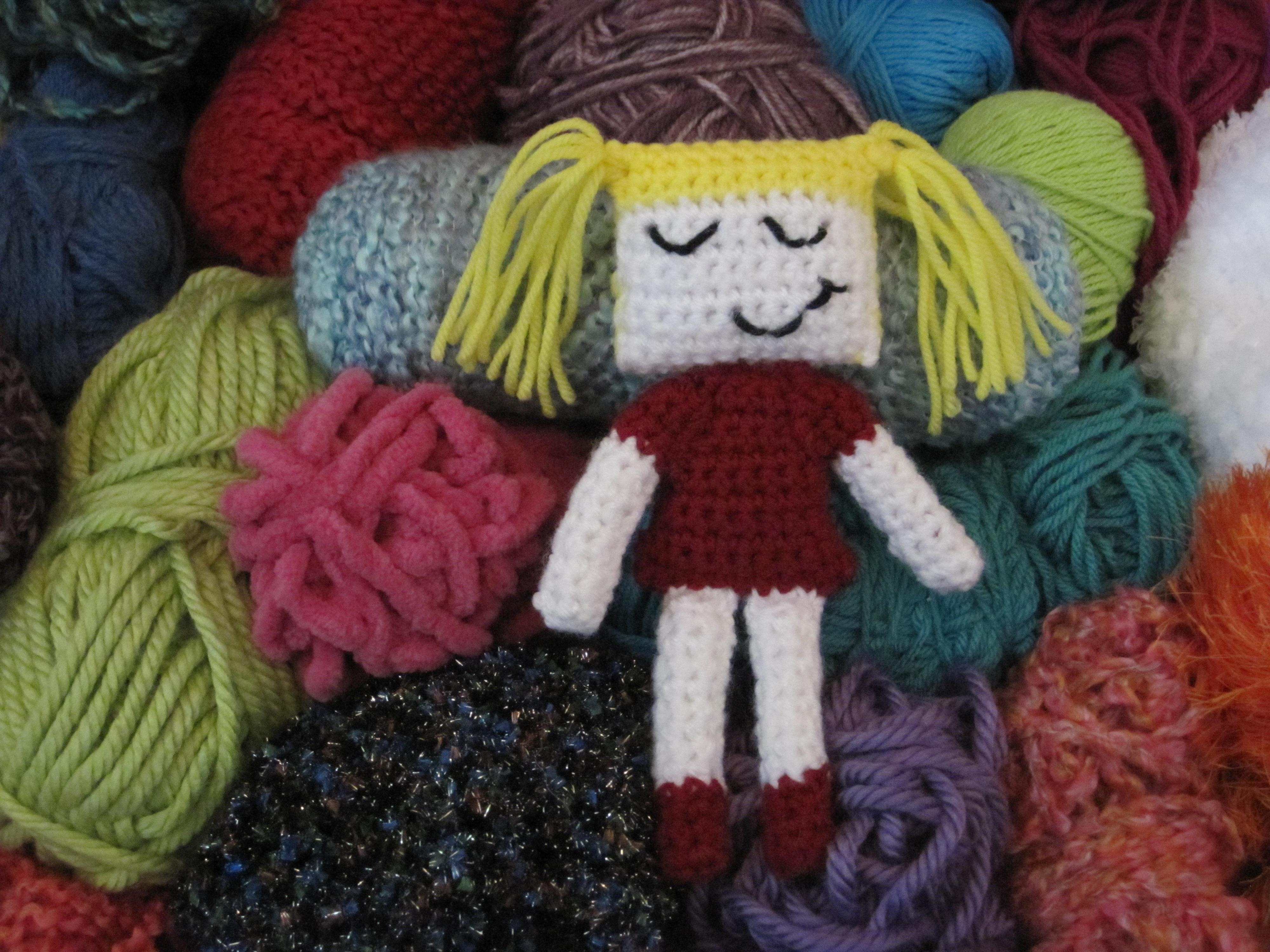 Crochet Basics 101: How to Create Your Own Rag Doll | Christine ...