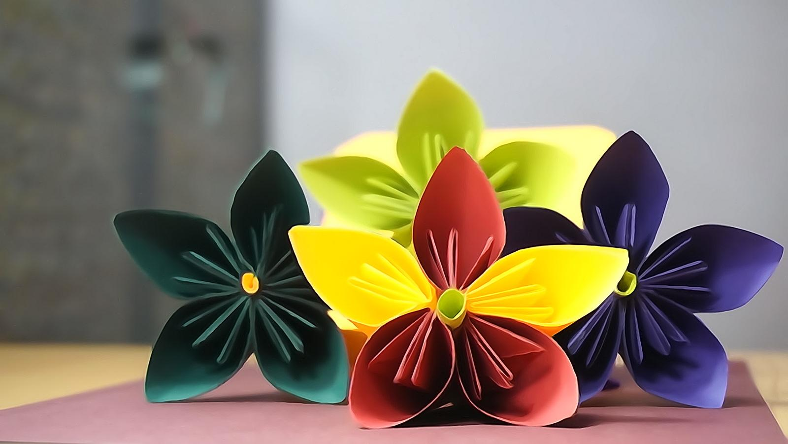 7 Tips To Craft A Blissful Handmade Paper Flower 10 Mins Crafts