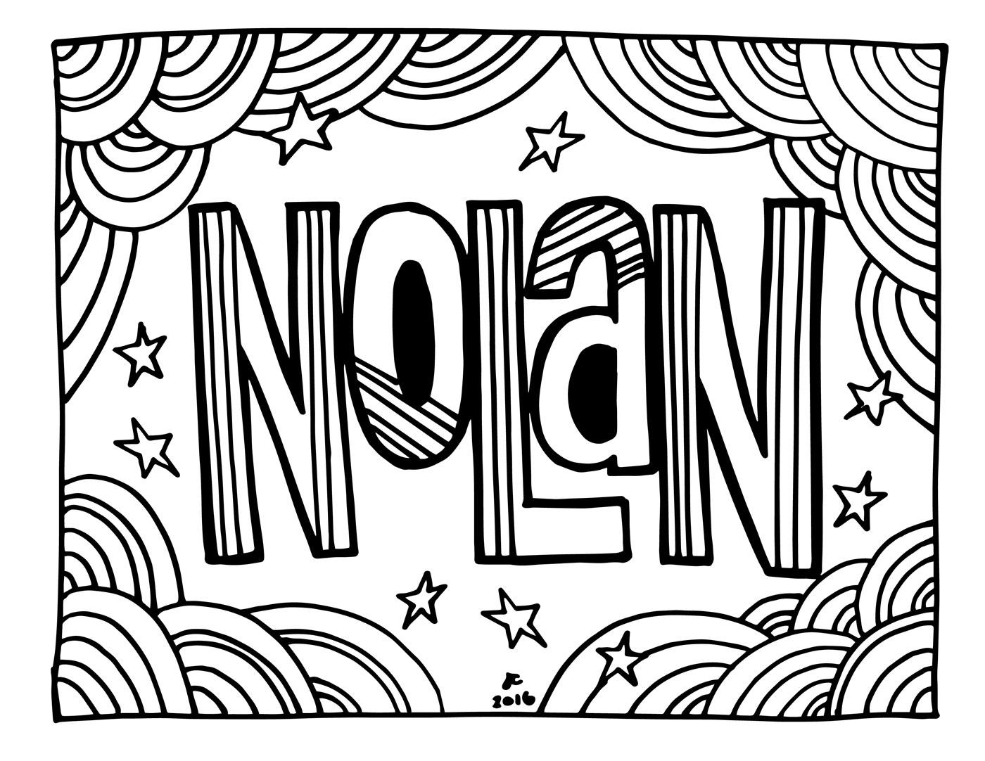 doodle time make your own diy coloring book page for watercolors