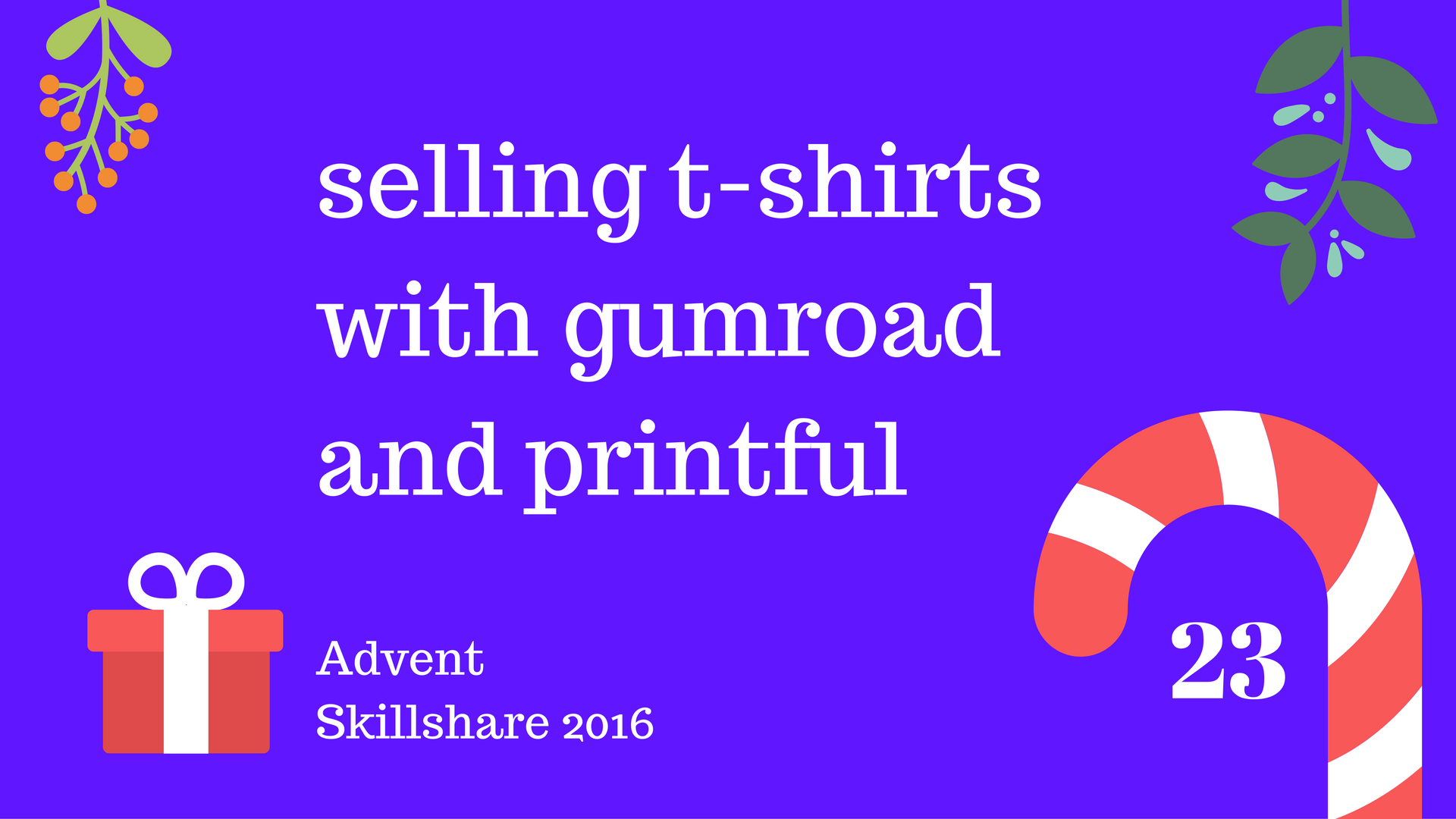 selling tshirts with gumroad and printful | Philip 'dm' Campbell