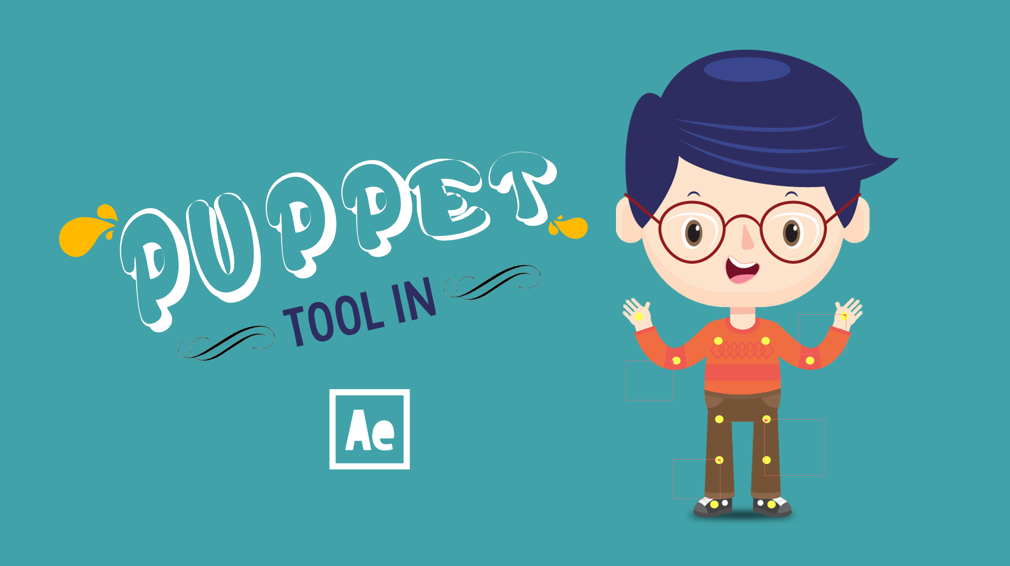 Puppet Tool in After Effect  - skillshare Free Course With skillshare Coupon Code