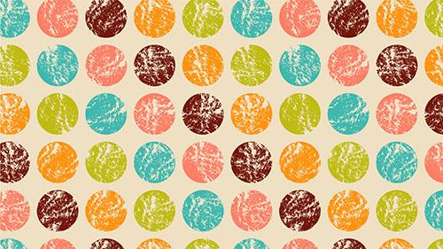 Illustrator for Lunch™ - Create a Textured Dot Pattern