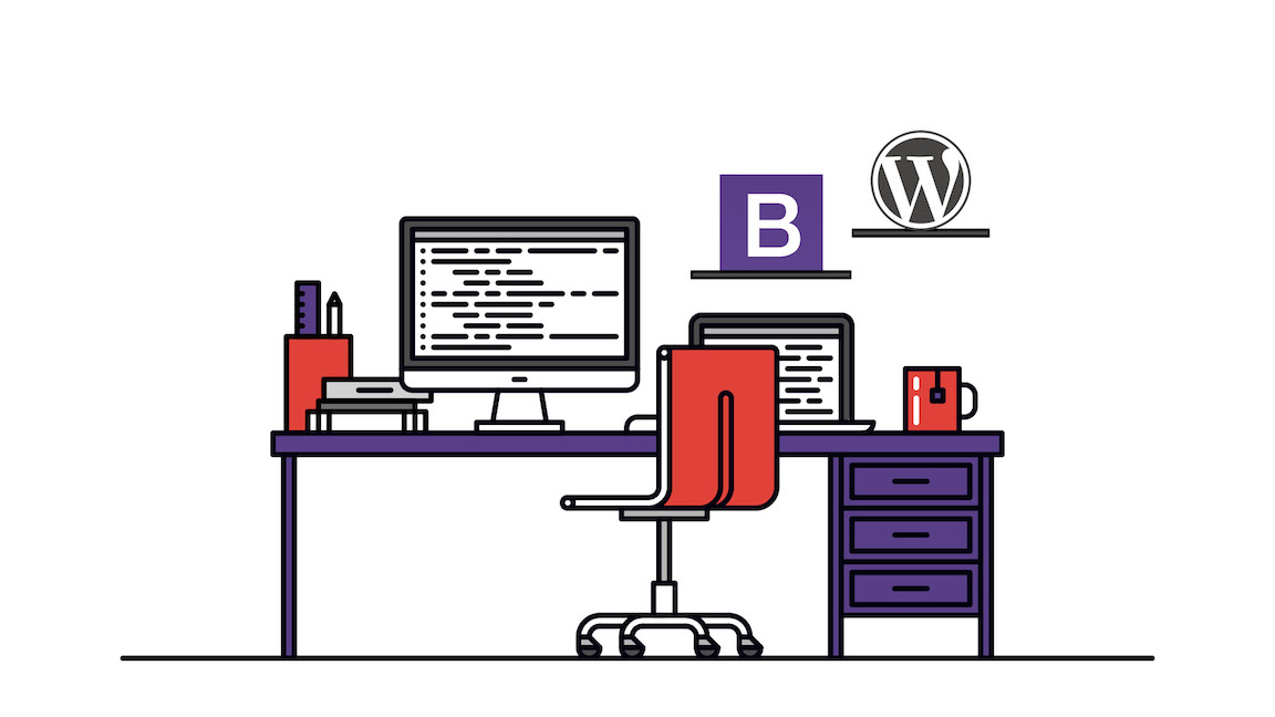 Bootstrap to WordPress: Build Custom Responsive themes! | Chris ...