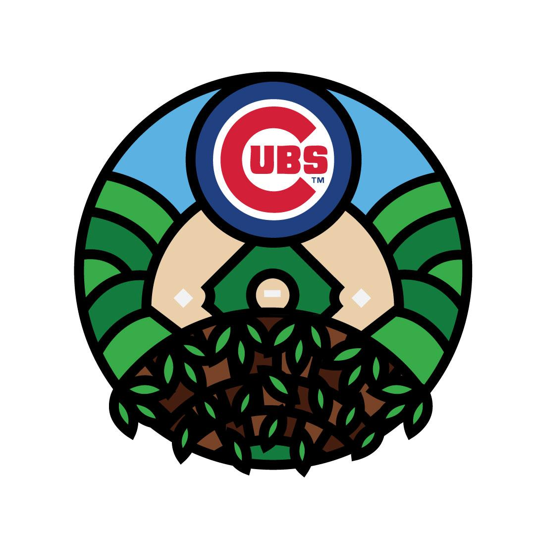 Chicago cubs logo skillshare projects 3d9db0e6 buycottarizona