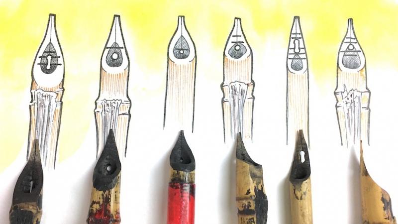 My pens so far