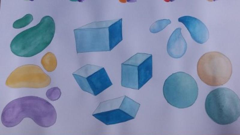 Watercolor Drills