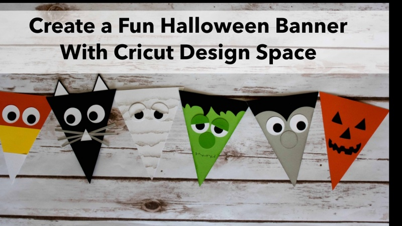 Create a Fun Halloween Banner with Cricut Design Space | Skillshare