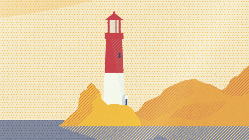 Lighthouse Poster