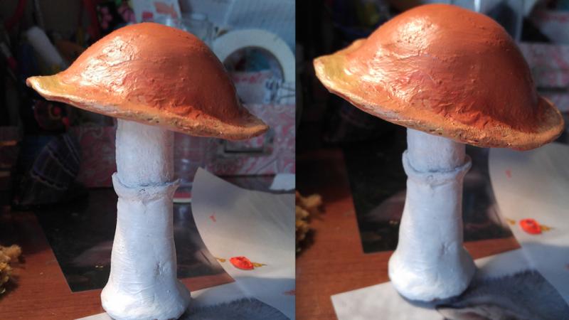 So Many Mushrooms!
