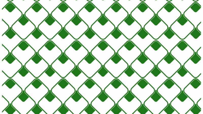 Roaming Square Pattern