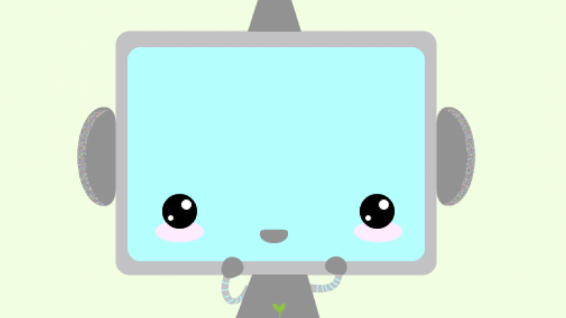 Meet T-Bot! T stands for…