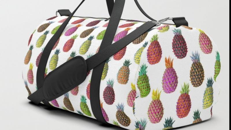 Proper Pineapple Pattern