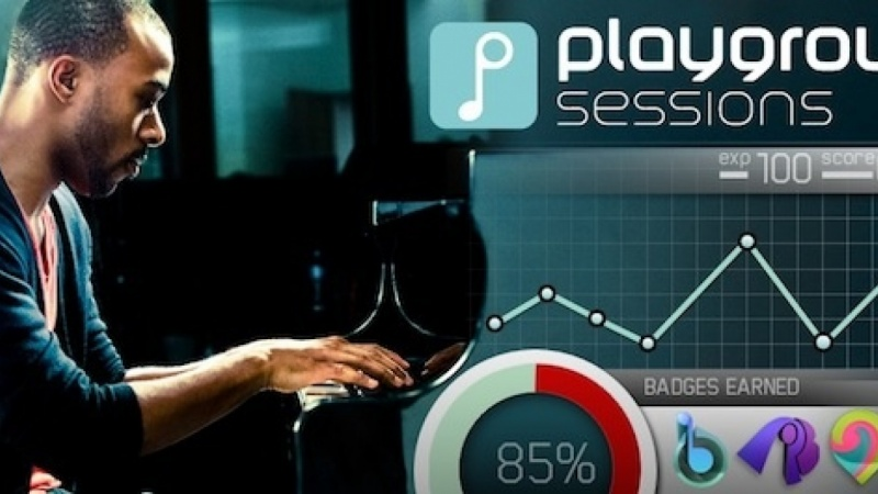 Playground Sessions Digital Strategy
