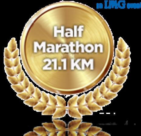 From 5k to a Half Marathon