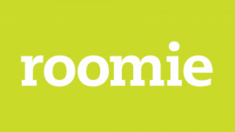 Roomie - The roommate-finding app for young professionals on the move.