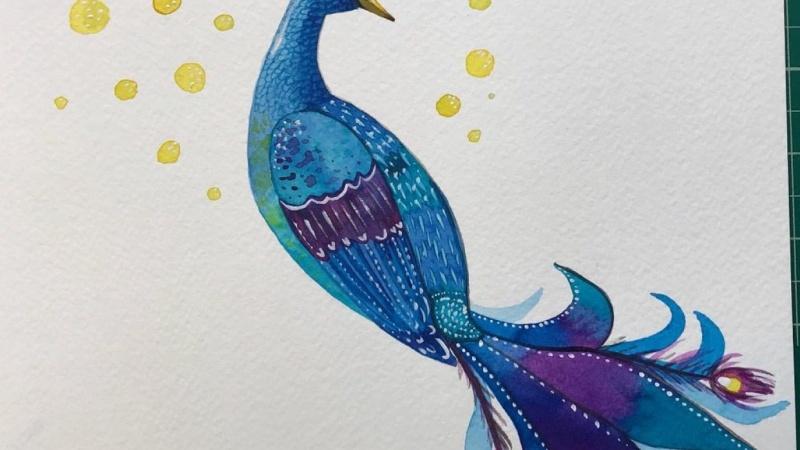 My magical birds