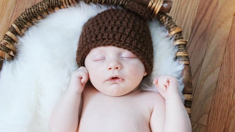 My Nephew's Newborn Photos