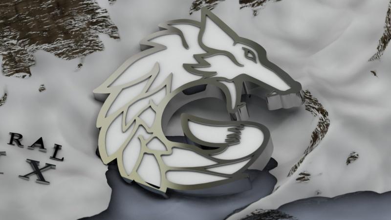 General Foxx 3D logo