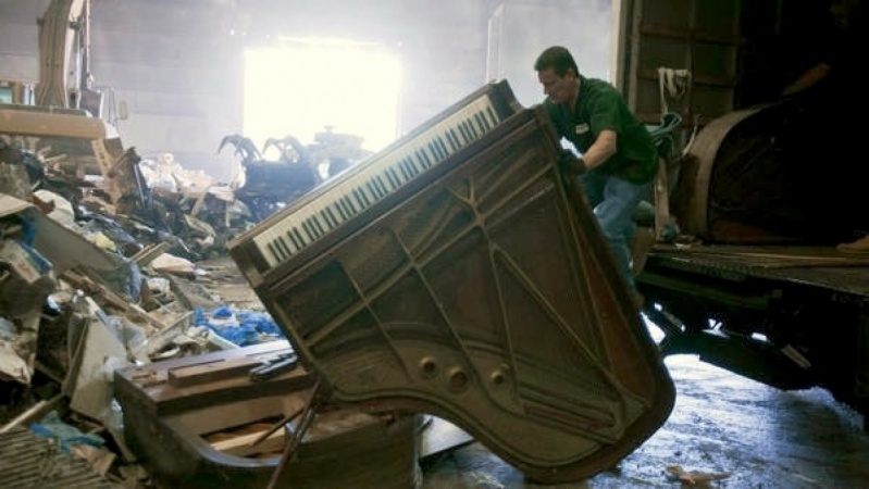 Quit piano lessons.