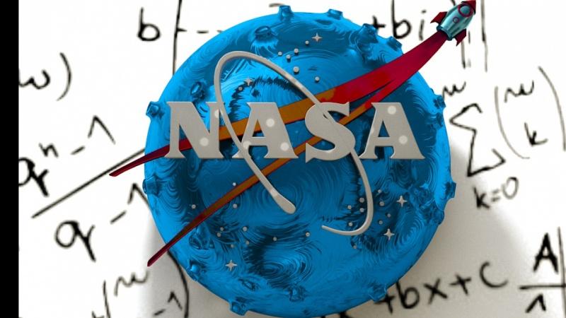 NASA/Adidas logo