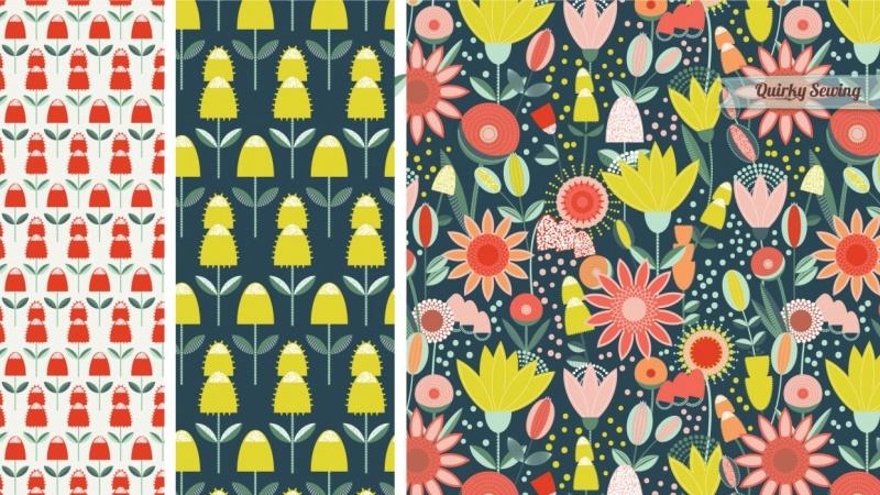 Making Intricate Floral Patterns