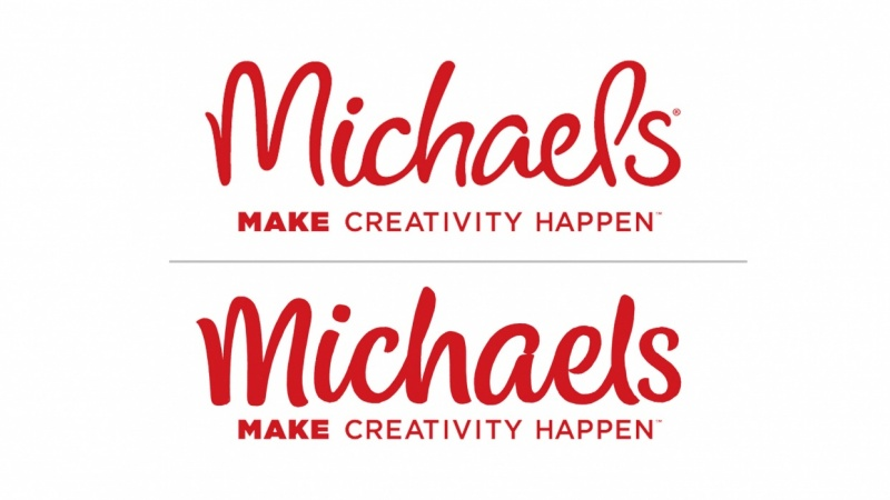 Michaels Craft Store Refresh
