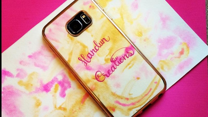 My New Phone Case Art