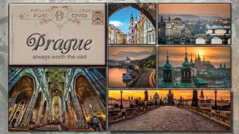 Prague... always worth the visit