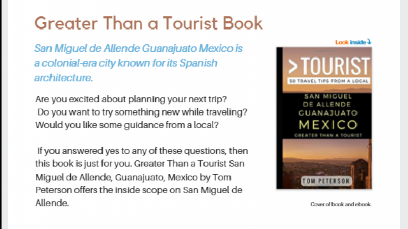 Greater Than a Tourist- 50 Travel Tips from a Local Portfolio
