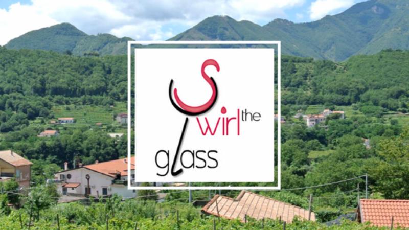 Swirl the Glass Marketing Materials