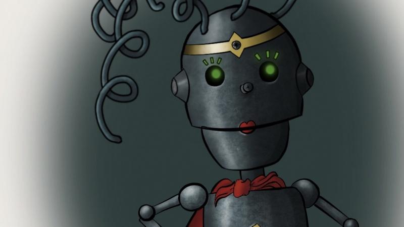 Robo-woman
