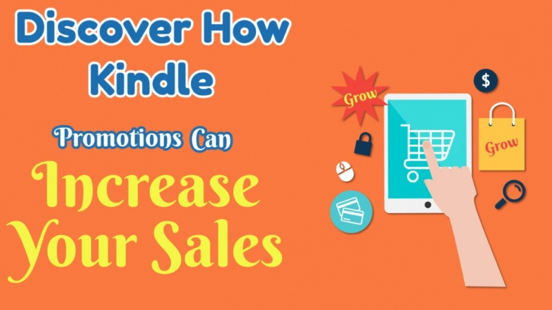 Increase Sales with Kindle Promotions